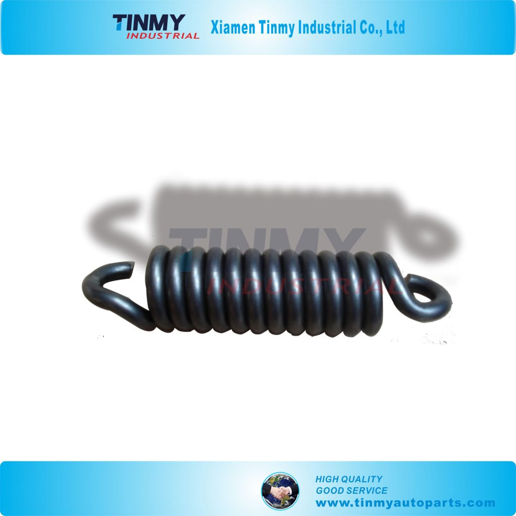 Extension Coil springs for trailer